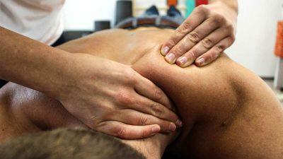 masaze po treningu