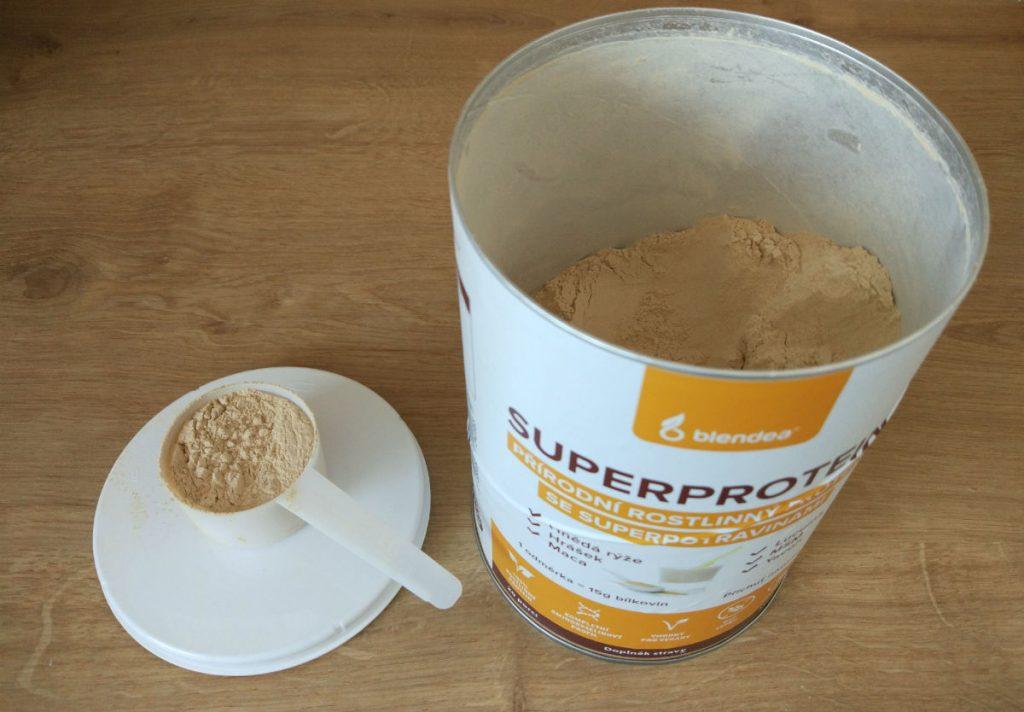 blendea superprotein