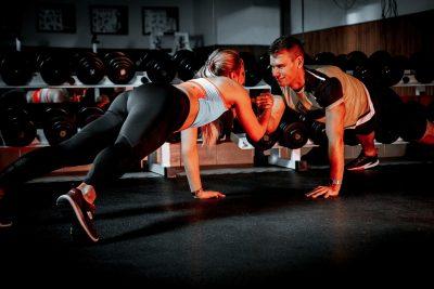 Fitness pomôcky